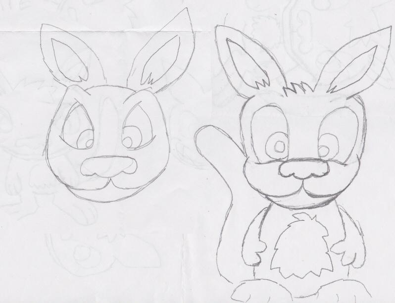 Bouncer Sketch Version 1