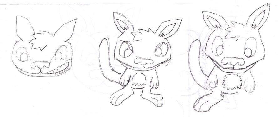 Bouncer Sketch Version 2