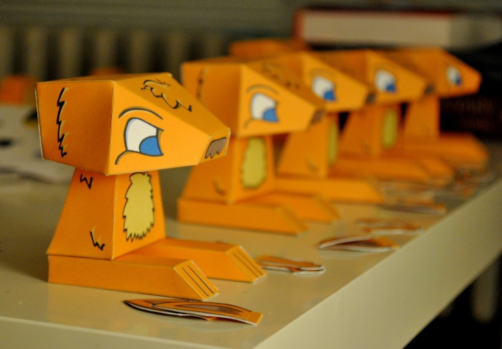 Paper Toy Factory