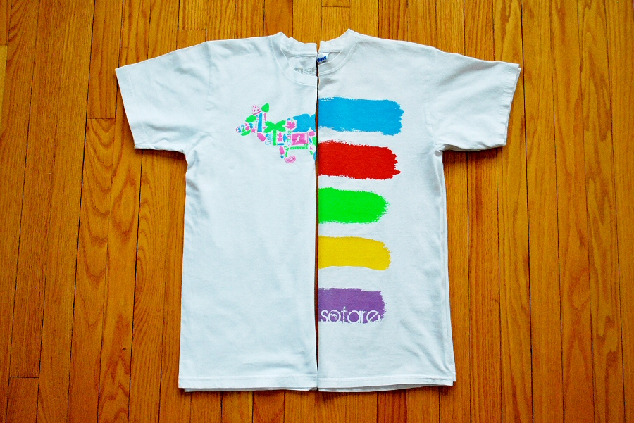 Sotare Whiteout 15 Two Shirts A