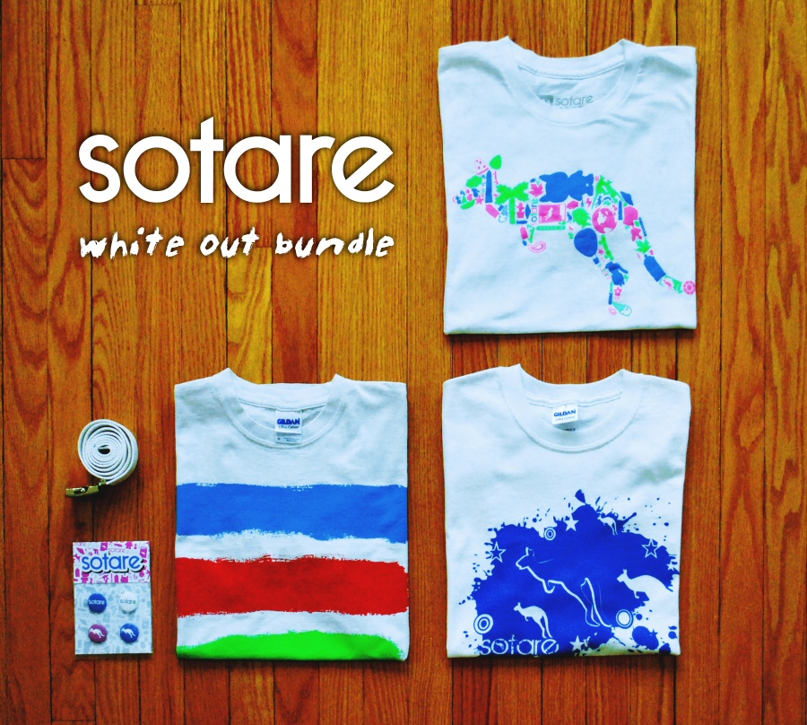 Sotare Whiteout Bundle 2